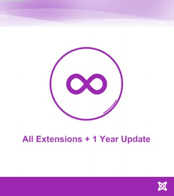 All Extensions + 1 Year Update