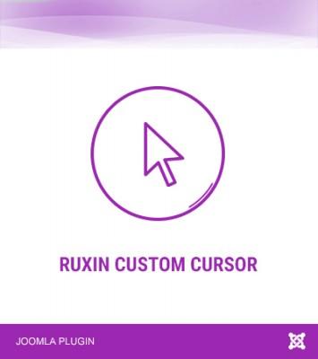 Ruxin Custom Cursor