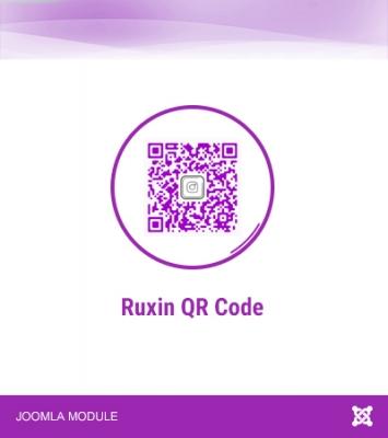 Ruxin QR Code