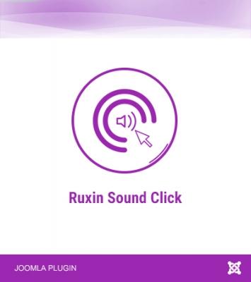 Ruxin Sound Click