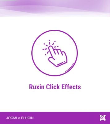 Ruxin Click Effects