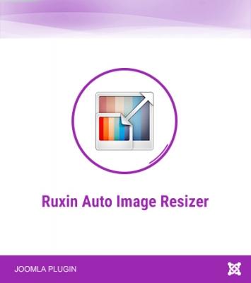 Ruxin Auto Image Resizer