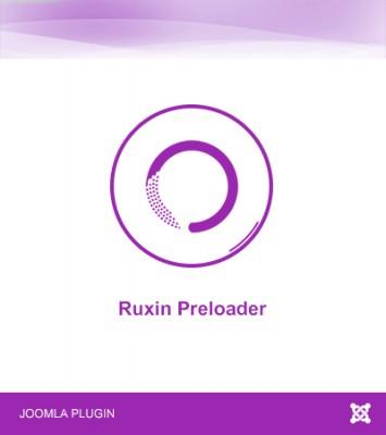 Ruxin Preloader